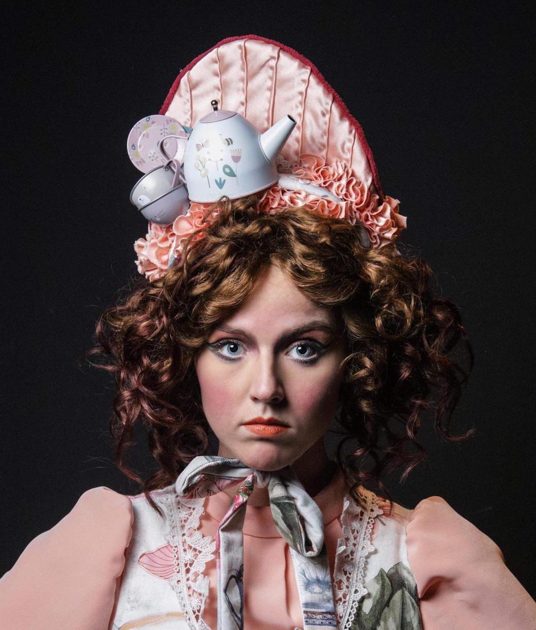 Hat Stepsister Cinderella